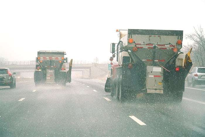 The Bane of the Grain: Preventing & Repairing Damage From Salt & Sand