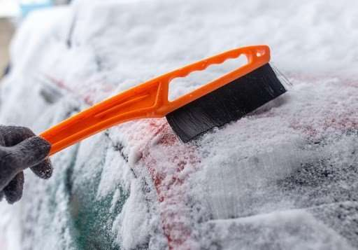 Outsmart Sneaky Threats to Your Car's Paint This Winter